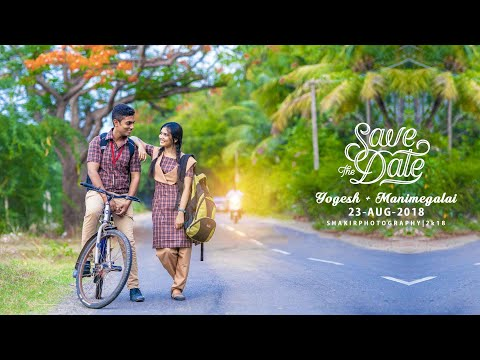 7UP Madras Gig - Raati | Prewedding Film | Save the date  | Yogesh + Manimegalai | Shakirphotography