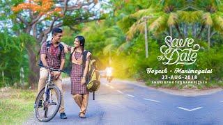 7UP Madras Gig - Raati | Prewedding Film | Save the date  | Yogesh + Manimegalai | Shakirphotography