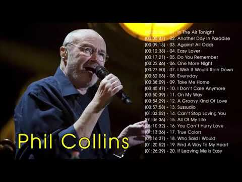Phil Collins-Greatest Hits 2019 - Mp3