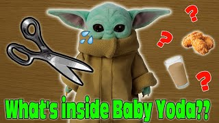 What's Inside Baby Yoda?