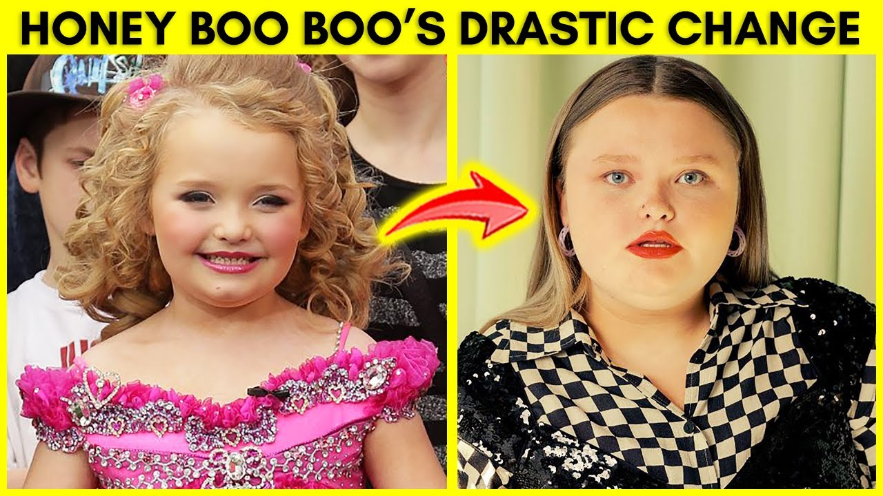 We Need To Talk About Honey Boo Boo