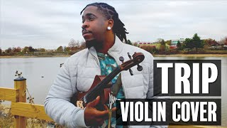 Ella Mai - Trip (Violin Cover by Marvillous Beats)