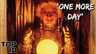 Top 10 Scary Fortune-Telling Stories
