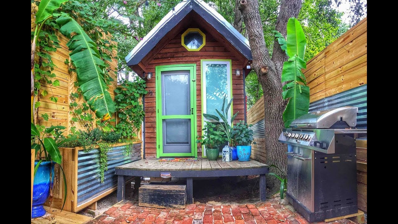 Tiny House Bought As Guest Home