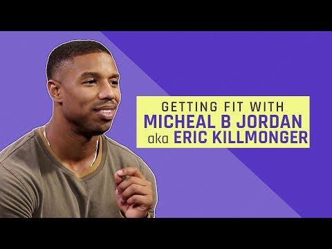 MensXP: Getting Fit With Michael B Jordan, The Black Panther Star | Michael B Jordan Interview