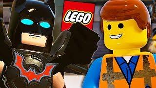 WITAMY W APOKALIPSBURGU | LEGO PRZYGODA 2 GRA #1