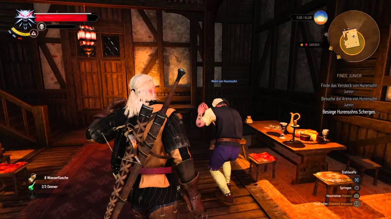 Witcher 3 Casino