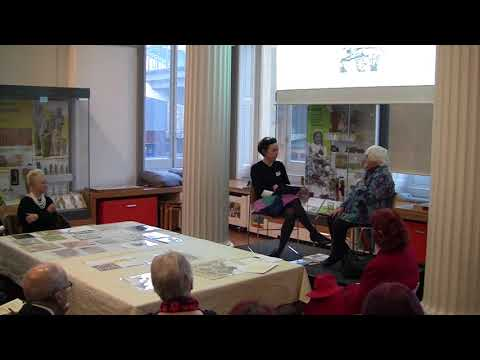 In Conversation with Wendy Simpson