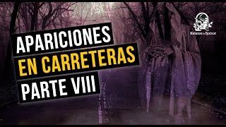 APARICIONES EN CARRETERAS VIII (HISTORIAS DE TERROR)