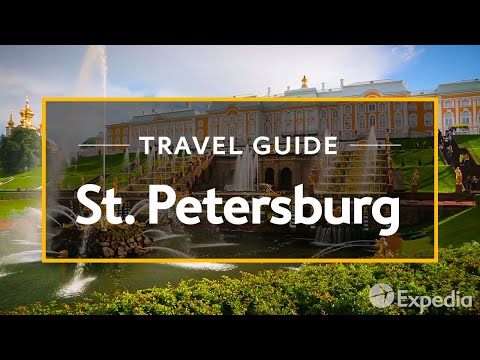Download St. Petersburg Vacation Travel Guide | Expedia .3GP .MP4