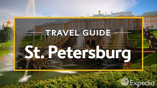 видео Saint Petersburg travel and lifestyle
