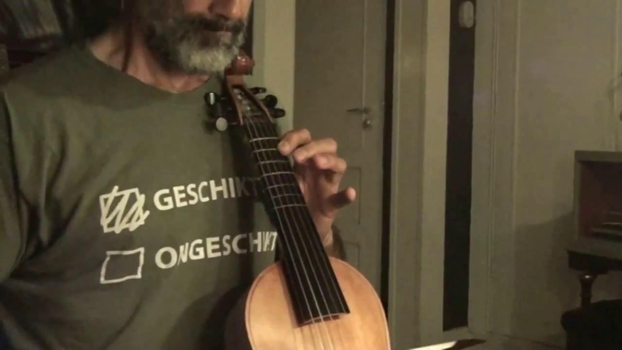 Download Road to Lisdoornvarna on a renaissance treble viol