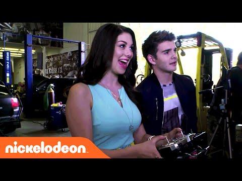Kids' Choice Awards 2015   Tour the Slime Factory   Nick
