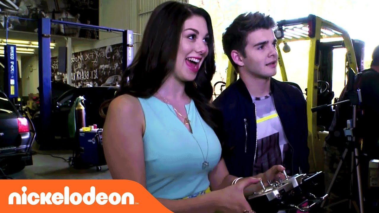 Kids choice awards 2015 tour the slime factory nick youtube ccuart Gallery