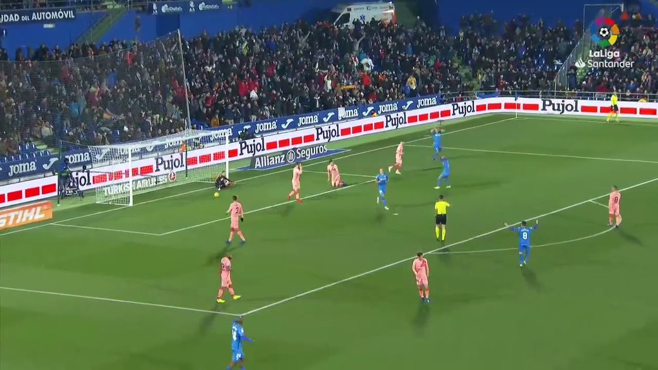 Getafe - A fascinating tale of a club punching above their ...  |Getafe- Barcelona