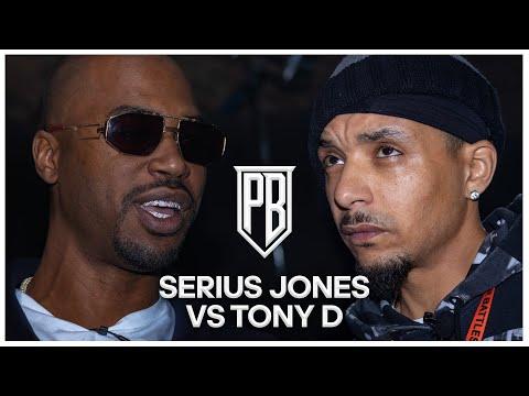 Tony D vs