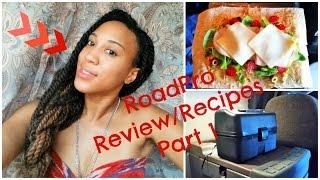 RoadPro Review x Recipes x Road Trip