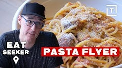 This Pasta Is Healthy and Affordable Fast Food || Eat Seeker