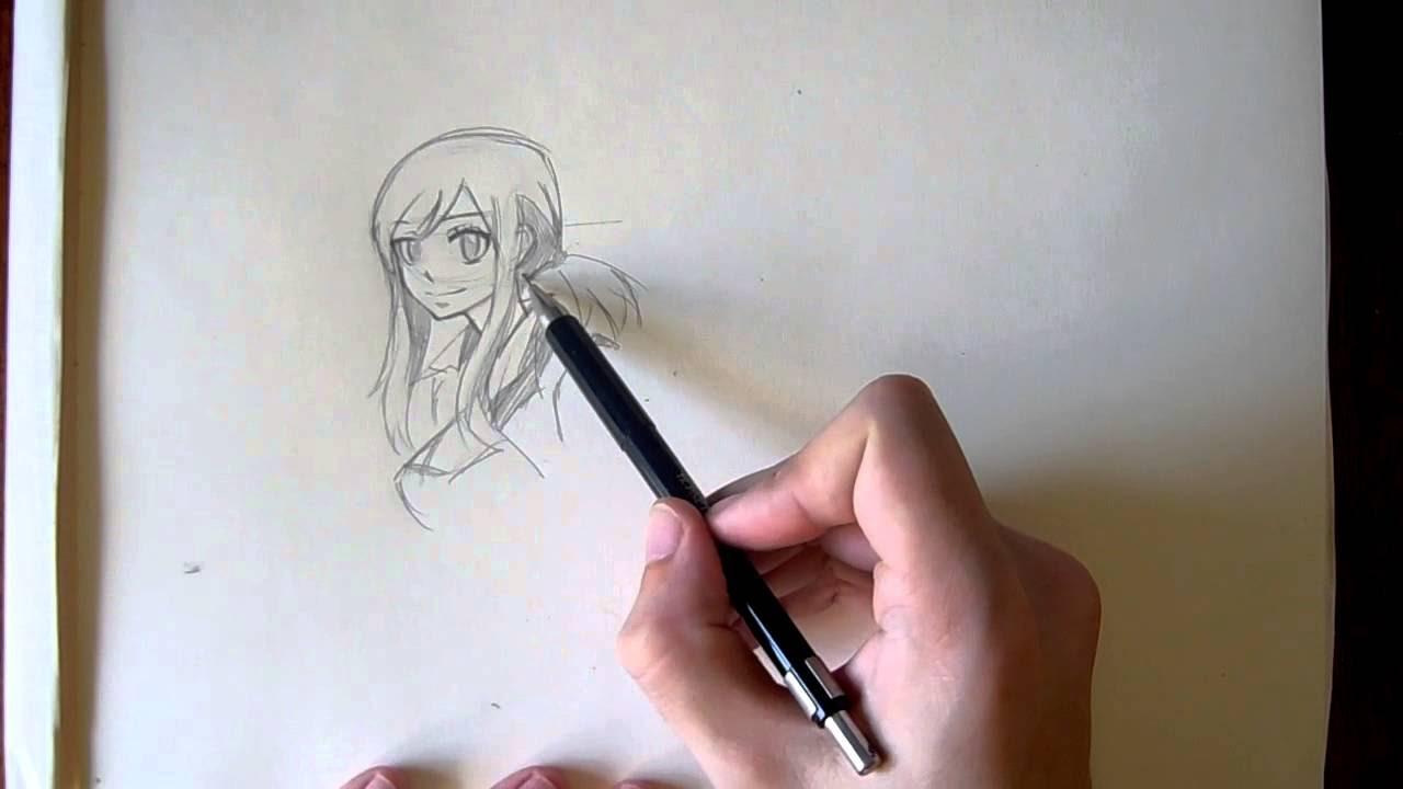 пошаговая инструкция рисования карандашом соник