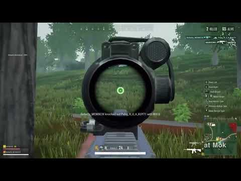 PUBG LITE Game Play by Renedy Noob 4kills with Chicken Dinner
