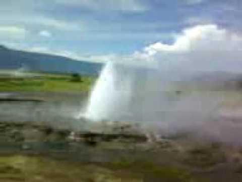 HOT WATER SPRINGS LAKE BOGORIA KENYA.mp4