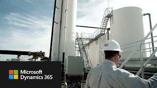 XTO Energy taps into Azure and Dynamics 365 to optimize operations and drive growth