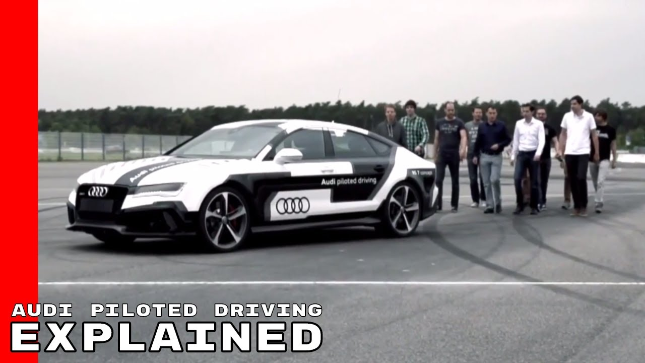 Audi Piloted Driving >> Audi Piloted Driving Explained