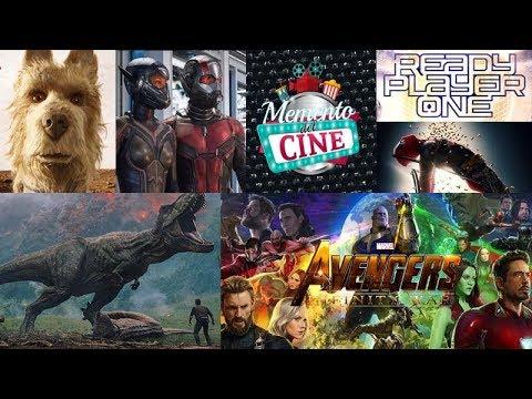Memento del Cine 100 Parte 2 - Estrenos de Marzo hasta Agosto