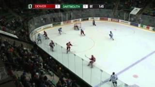 Men's Hockey vs. Denver (Jan. 2, 2015) - Highlights