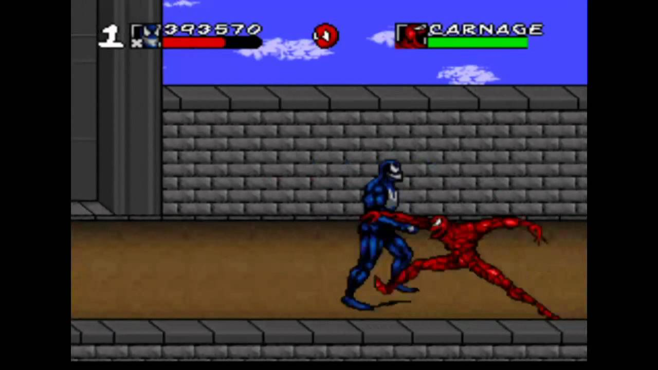 maximum carnage last boss and ending youtube