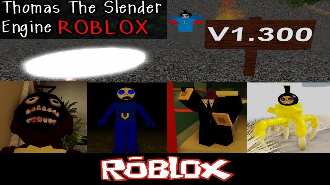 The Nightmare Elevator By Bigpower1017 Roblox Youtube - Thomas The Slender Engine Update 1 300 By Notscaw Roblox Youtube