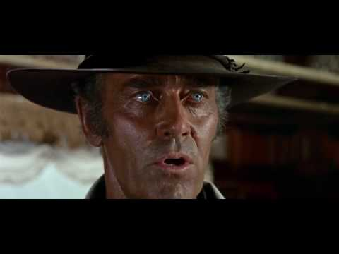 Incredible Acting Henry Fonda and Charles Bronson in Once Upon a Time in the West