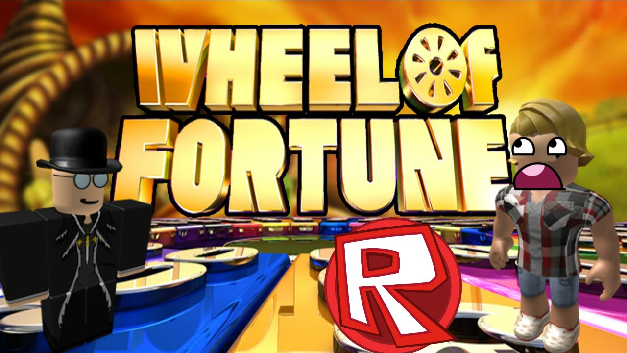 Roblox Wheel Of Fortune Roblox Youtube