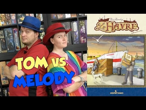 Tom vs. Melody: Le Havre