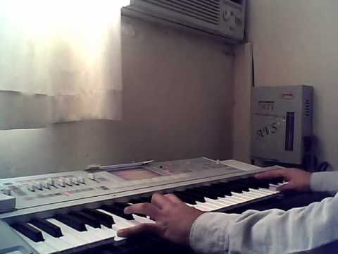 Enrique Iglesias - Say it Piano Cover By Angad Kukreja