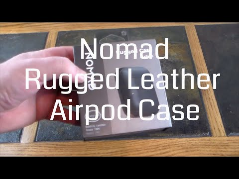 the-best-rugged,-stylish,-classy-leather-airpod-case-by-nomad