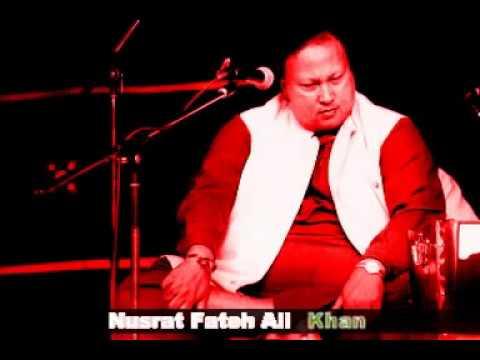 Mere Rashke Qamar Remix Nusrat Fateh Ali Khan    YouTube by Ehsan Aslam