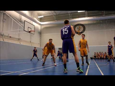 East Cambs Warriors vs Huntingdon Hawks (U18s)
