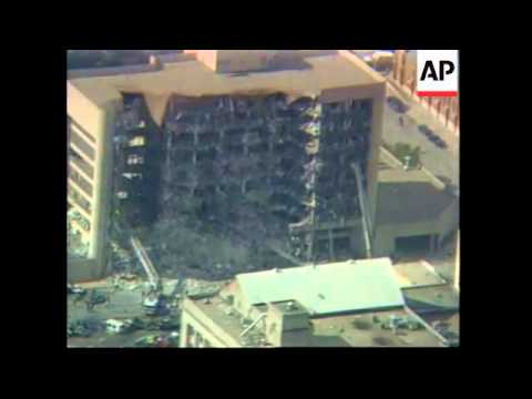 USA: OKLAHOMA BOMBING SUSPECT MCVEIGH IS SAID TO HAVE CONFESSED