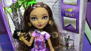 Ever After High Cedar Wood Doll Review Video!!!