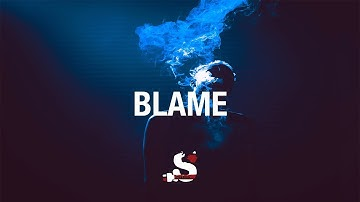 """Blame"" - Smooth Rap Soul Hip Hop Beat Chill Instrumental (Prod. StrangePlugBeats)"