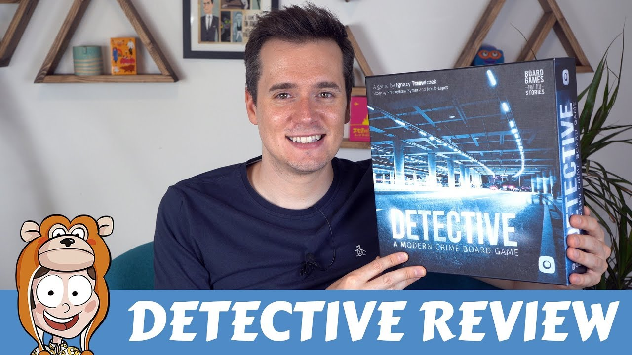 Good detectives: review 23