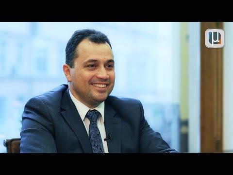 Интервью с вице-президентом банка ВТБ Мигелем Маркарянцем