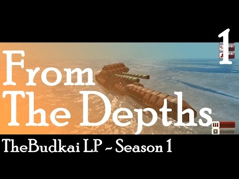 From The Depths :: Ep 1 :: A Sampling of Warfare!
