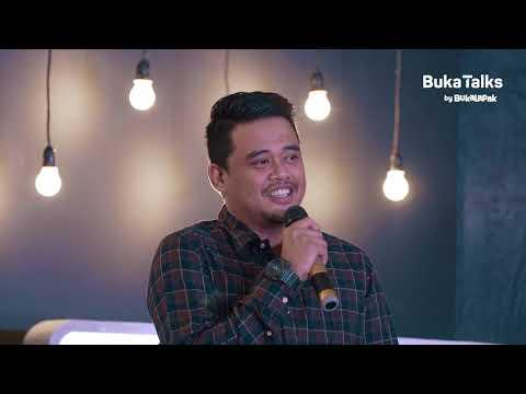 Bobby Nasution - UMKM Indonesia Go Online | BukaTalks Mp3