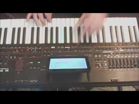 Korg Pa4X 2017NEW 2 Solo Sounds And Styles RUS.GOQOR