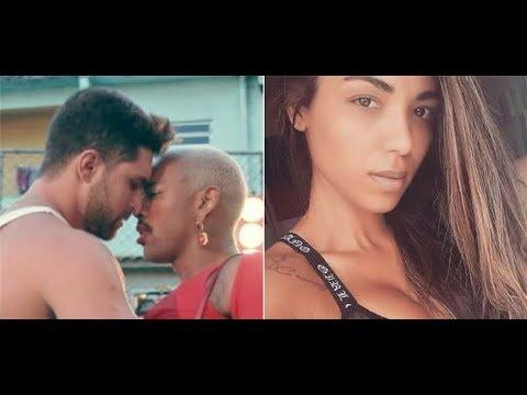 """Ex-namorada detona Nego do Borel após polêmica do clipe """"Me solta"""""""