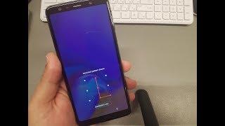 Hard reset Samsung A7 2018 SM-A750FN.Unlock pin,pattern,password lock.
