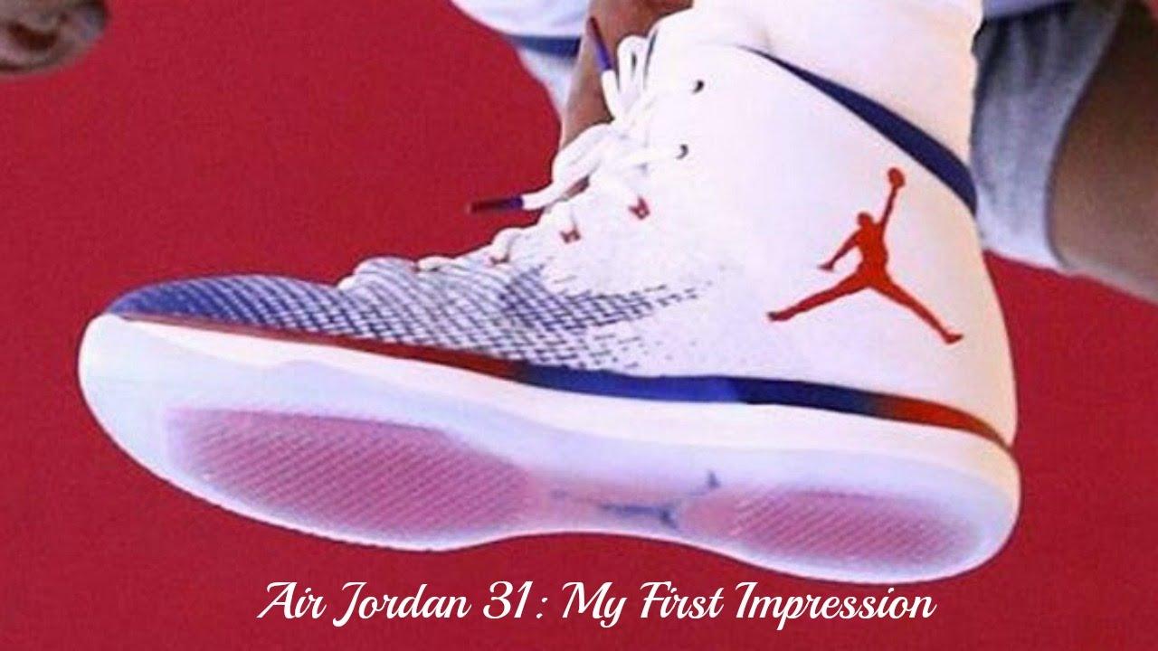 Mon Premier Air Jordan
