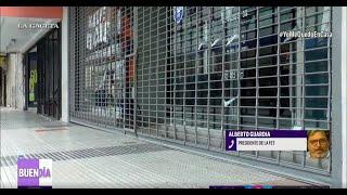 """Desde la FET advierten que """"muchos comercios van a seguir cerrados luego de la cuarentena"""""""